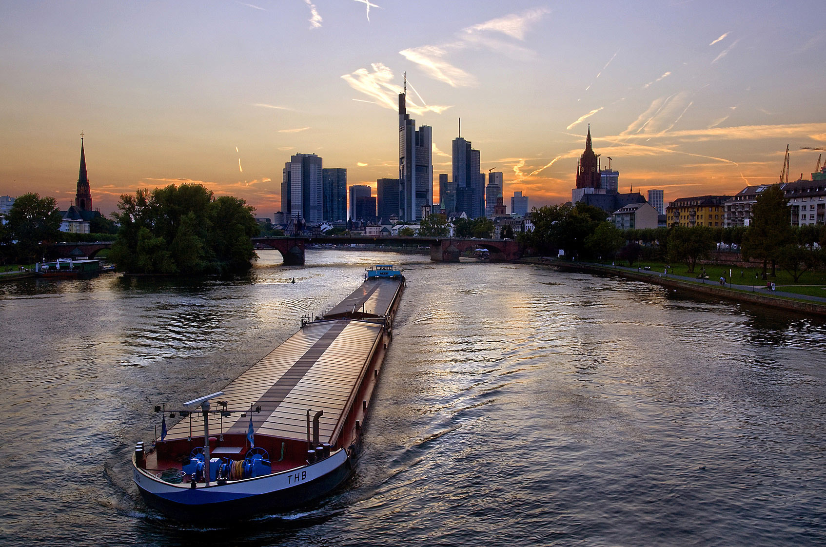 Relocation Service in Frankfurt am Main